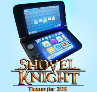 Shovel Knight 3DS Theme イメージ