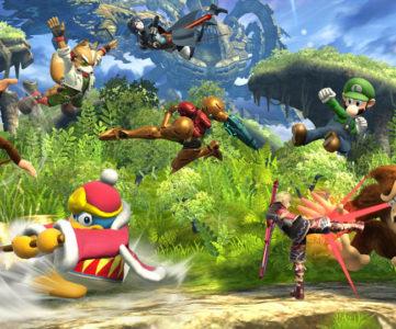 『スマブラ fo WiiU』、「8人乱闘」時はWiiリモコンやPROコンを最大7つ、GCコンや3DSは最大8つ接続まで可能