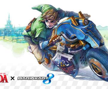 任天堂・青沼氏、「(WiiU『マリオカート8』DLCのマスターバイクは)『ゼルダ』本編にも登場させたいくらい」
