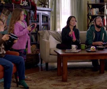 米任天堂のホリデー広告、2014年の優れたホリデーCMに選出