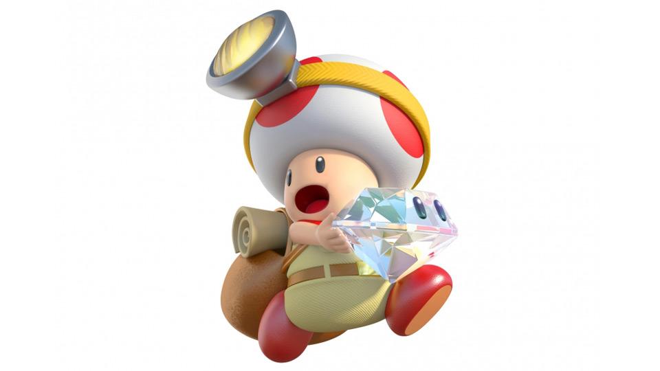 WiiU『進め!キノピオ隊長』、初期は『ゼルダの伝説』のリンクが主人公。宮本氏の提案でミニゲーム化や独り立ちが実現