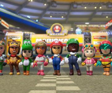 WiiU『マリオカート8』の『amiibo』連動要素が正式発表。Mii用レーシングスーツをお気に入りのキャラクターにきせかえ