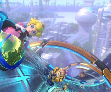 任天堂・矢吹氏が語るWiiU『マリオカート8』DLC、「ミュートシティ」を制作する上で意識したこと