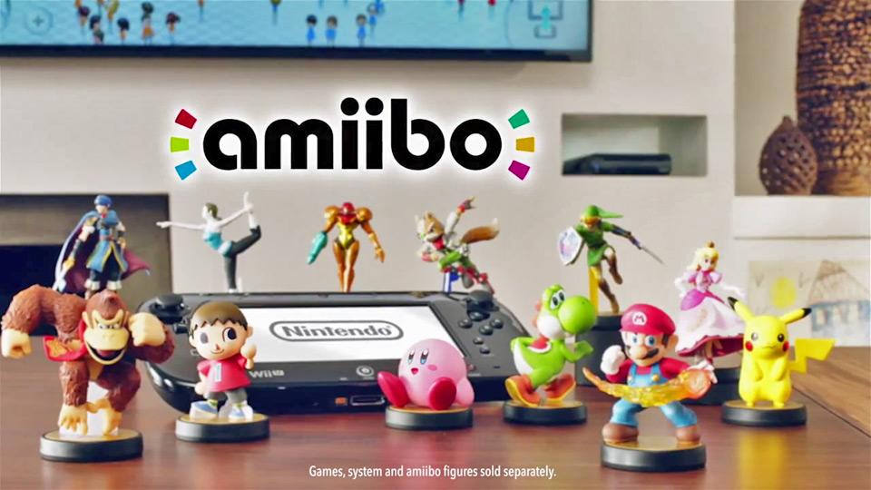 『スマブラWiiU』がミリオン突破、『amiibo』は260万個、WiiUは単月として過去最高の販売など、米任天堂が2014年12月販売成績を報告