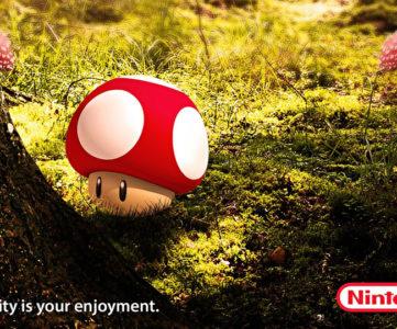 """Nintendo: Reality"" 任天堂の考えるリアリティをデザインしたブランド広告"