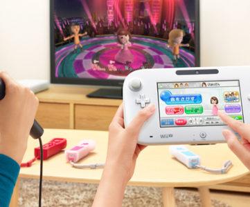 GamePadはカラオケの情報端末に最適、自宅でカラオケを楽しむならWiiUの『Nintendo×JOYSOUND Wii カラオケ U』