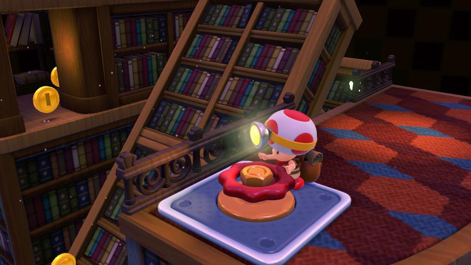 """任天堂、WiiU『進め!キノピオ隊長』のゲームシステムは""""ルービックキューブ""""からの着想"""