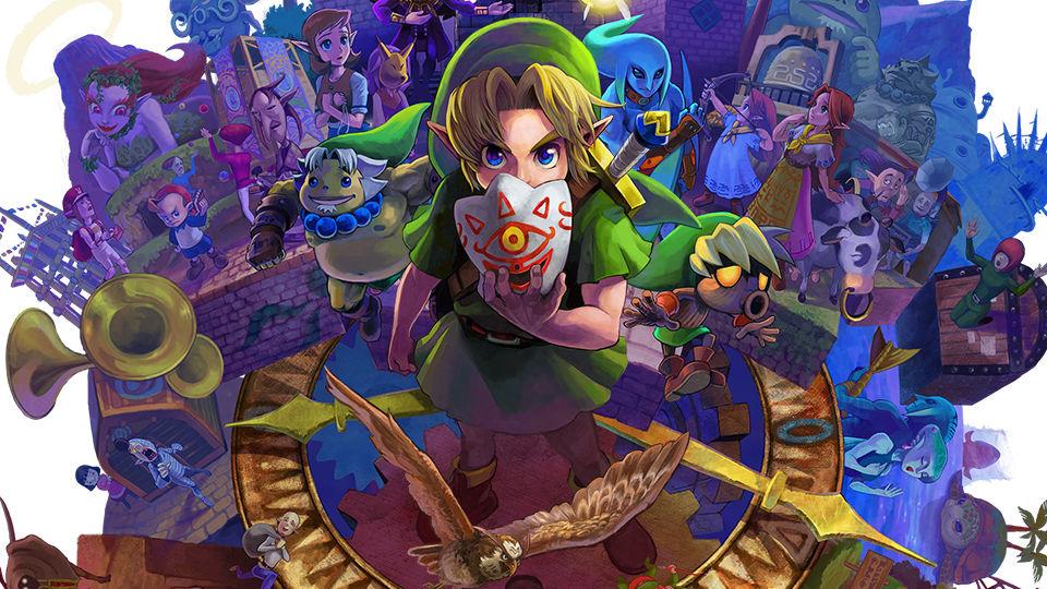 2015年上半期の欧州ビデオゲーム売上トップ20、任天堂は『スマブラ3DS/WiiU』と『ゼルダの伝説 ムジュラの仮面』がランクイン。トップの『GTA V』は235万本超え