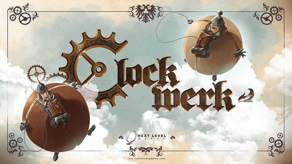 『ルイマン2』のNextLevelGamesがかつて進めていた、しかし中止となったプロジェクト『Clockwerk』