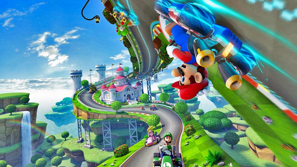 Eurogamerが選ぶ2014年のGOTY、WiiU『マリオカート8』が受賞