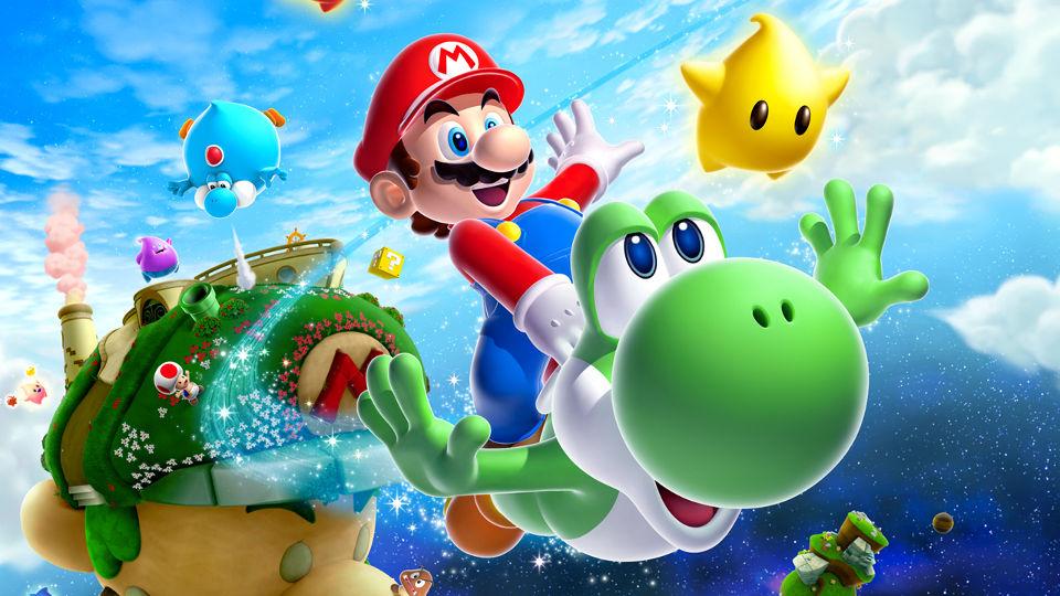 GameTrailersが選ぶWiiのお勧めソフトトップ10、1位は『スーパーマリオギャラクシー2』