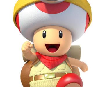 『マリオカート』への出演希望も。任天堂・林田氏「様々なゲームでキノピオ隊長を見てみたい」