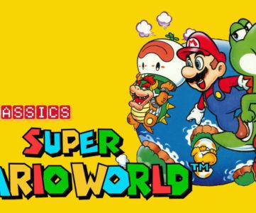 『スーパーマリオワールド』が3Dクラシックスになったら。の思いに応える立体視イメージ映像