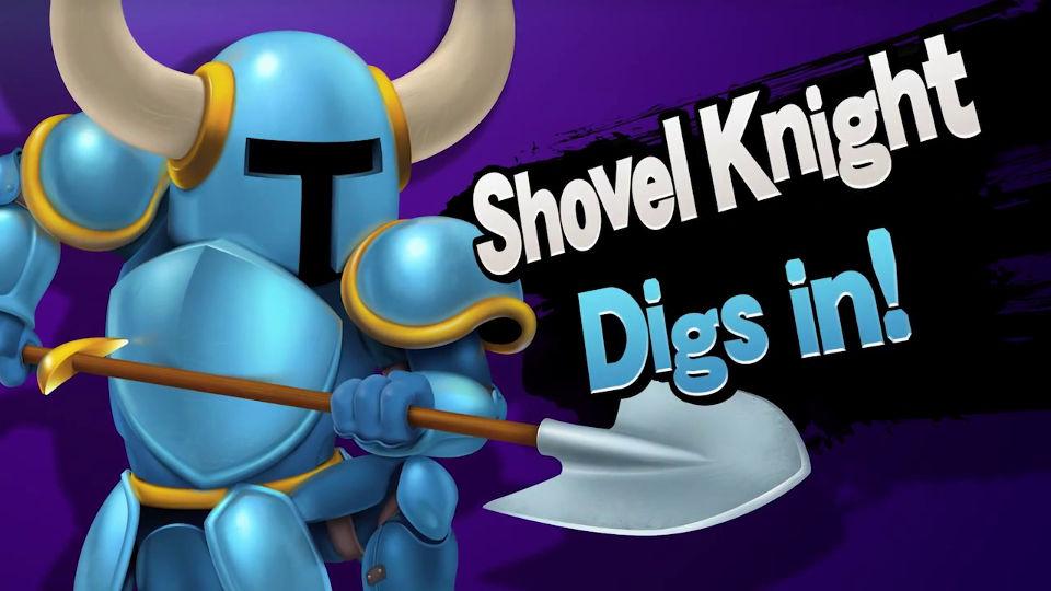 『Shovel Knight』や『クロノア』が『スマブラ』に参戦したらを描き切る空想の参戦画面