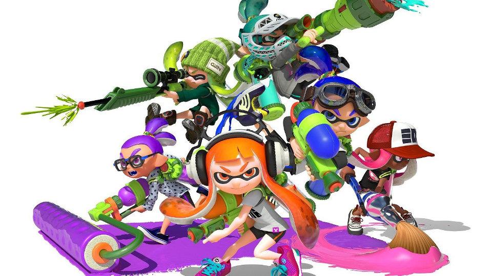 広がるイカ人気、WiiU『スプラトゥーン』が発売4週で世界100万本突破。日本は36万本以上のセールス