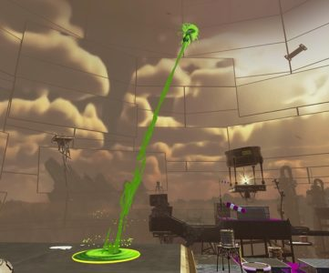 米任天堂・レジー社長、WiiU『Splatoon』は「アクションシューターの『マリオカート』を目指す」