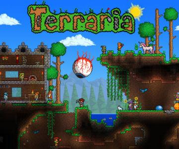 パブリッシャーが語る3DS/WiiU版『テラリア』、「GamePad機能を活用」「『マインクラフト』のWiiU参入は歓迎」