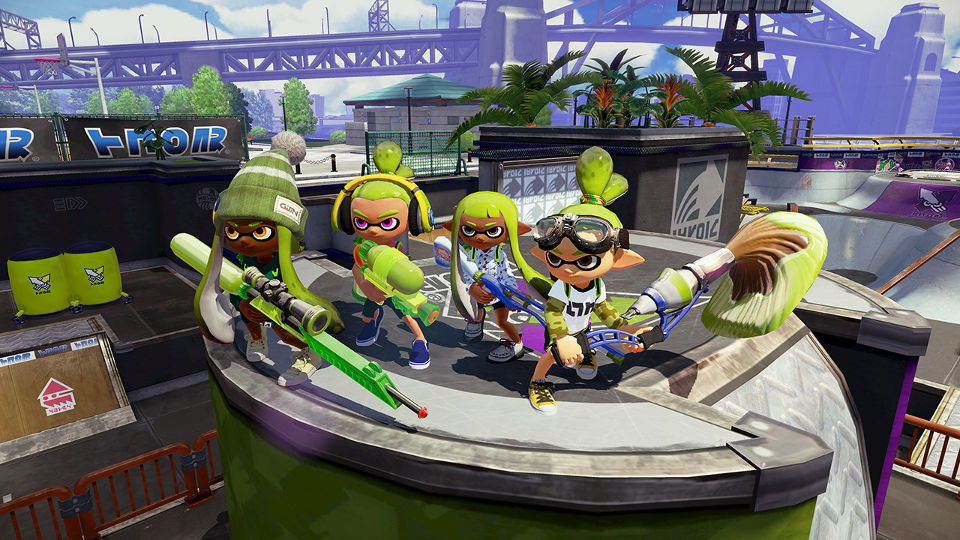 WiiU『Splatoon(スプラトゥーン)』、発売後に追加コンテンツの配信が示唆「フォローアップを計画している」