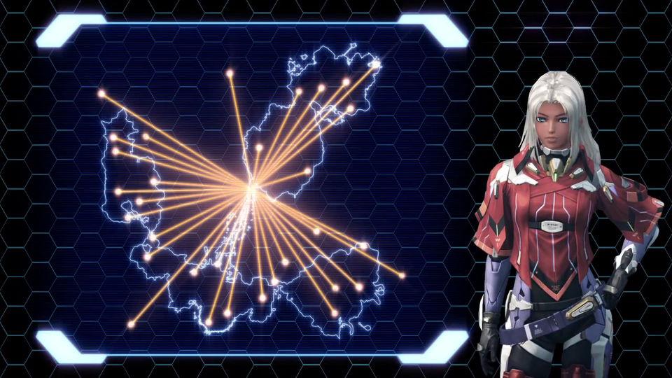 WiiU『XenobladeX』、ゆるく繋がるオンライン「スコード」やクエストなどネットワーク要素の内容