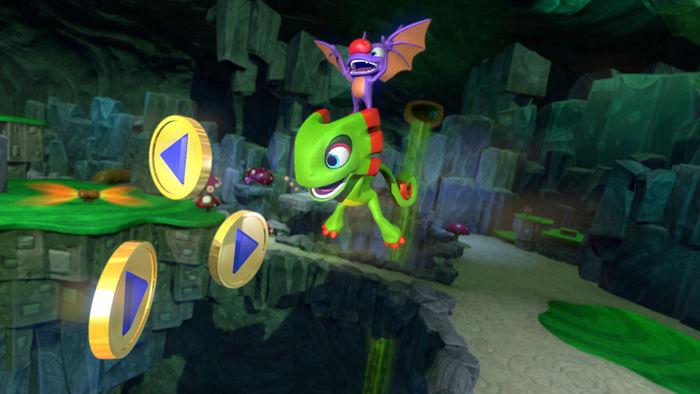 『Yooka-Laylee』、UKゲーム史上最も成功したKickstarterプロジェクトに。調達額は160万ポンドを突破