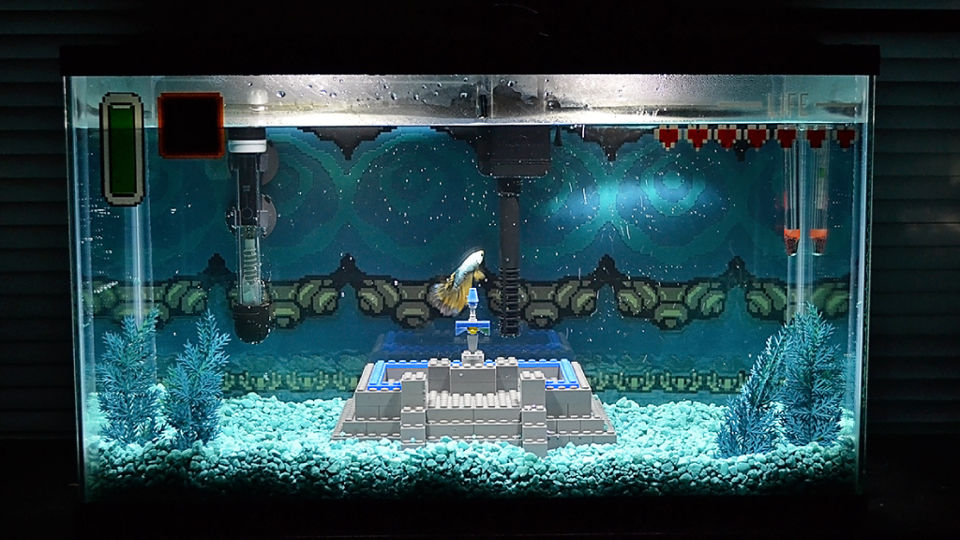 for Star wars fish tank decorations