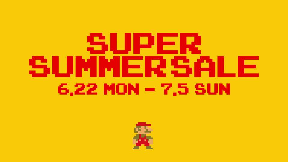 タワレコがマリオと「SUPER SUMMER SALE」でコラボ、スクラッチカードやグッズ販売、『Super Mario Bros.』初のコラボカフェも