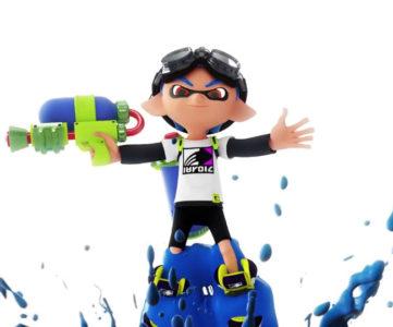 WiiU eショップ:年間ランキング2015、1位は『スプラトゥーン』。『マインクラフト』は配信2週で3位に