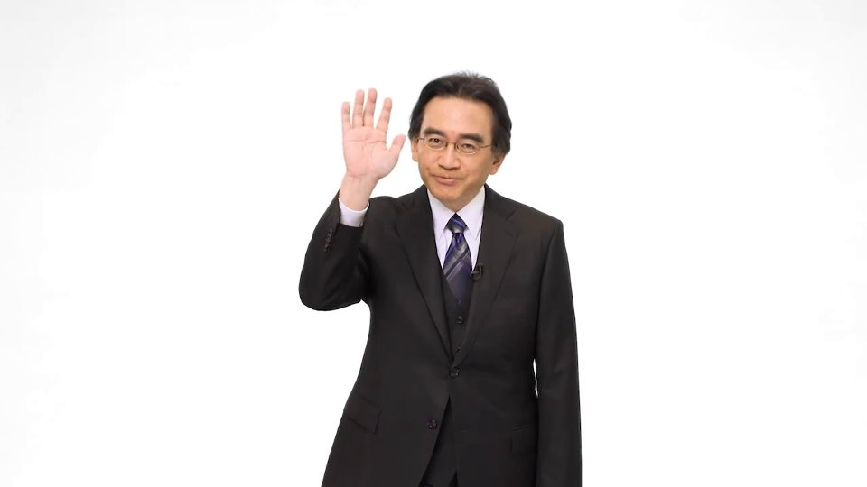 任天堂・岩田聡社長の訃報を受け、NoAのレジー社長やNoEの柴田社長、宮本茂氏がコメント