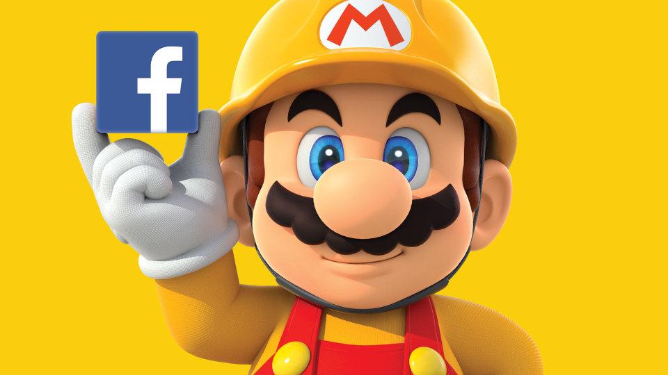 FacebookスタッフがWiiU『スーパーマリオメーカー』のステージ制作に挑戦するハッカソンが開催、優秀作は無料配信