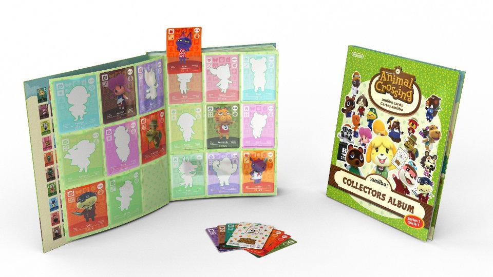 任天堂、『どうぶつの森amiiboカード』の収納用アルバムをオーストラリアでも発売へ。北米でも似たアイテム