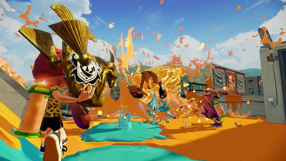 TGA2015: GOTYは『ウィッチャー3』、任天堂の『スプラトゥーン』はシューターとマルチプレイで2冠を獲得