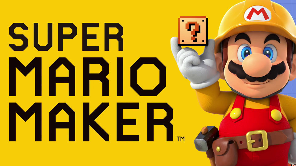 NPD 2015年9月:米任天堂が販売成績を報告、『スーパーマリオメーカー』は初月44万本強、WiiU本体も倍増