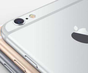 1時間で見違えた。ピンぼけ解消へ、iPhone 6 PlusのiSightカメラの交換プログラムに出してきた