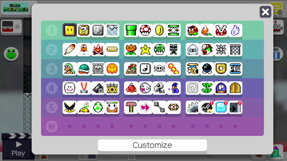 WiiU『スーパーマリオメーカー』、作成ツールがアンロック制になった理由とは。短縮化パッチも計画