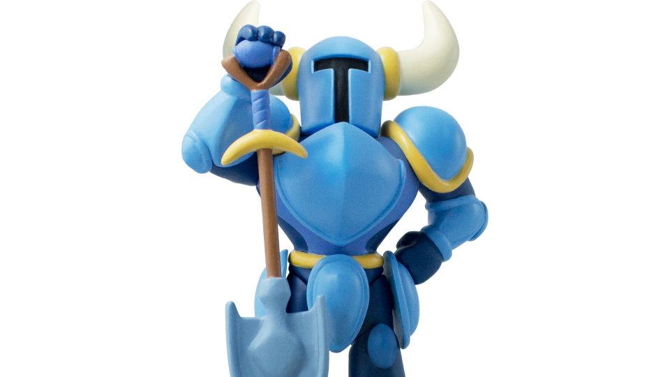 t011.org 『amiibo Shovel Knight』、デベロッパーが生産から販売までを担当。任天堂はライセンス供与と監修