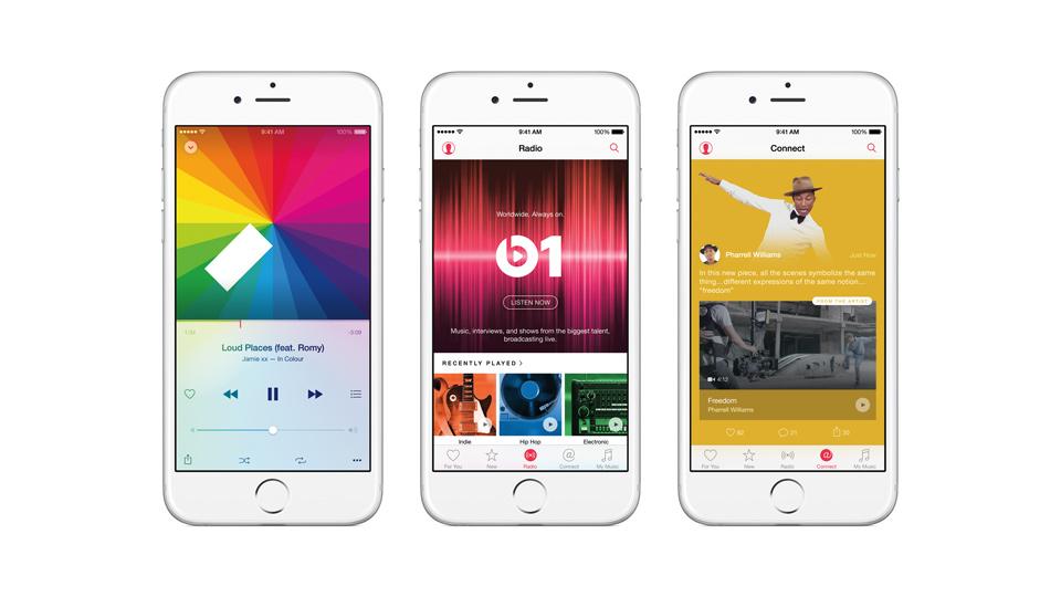 Apple Musicの有料会員は650万人、無料トライアル期間中と合わせたユーザー数は1500万以上