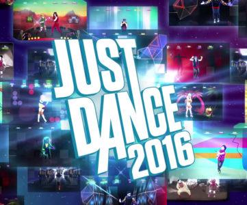Just Dance 2016 のトラックリスト:Mark Ronson ft. Bruno Mars の Uptown Funk など40曲以上が収録