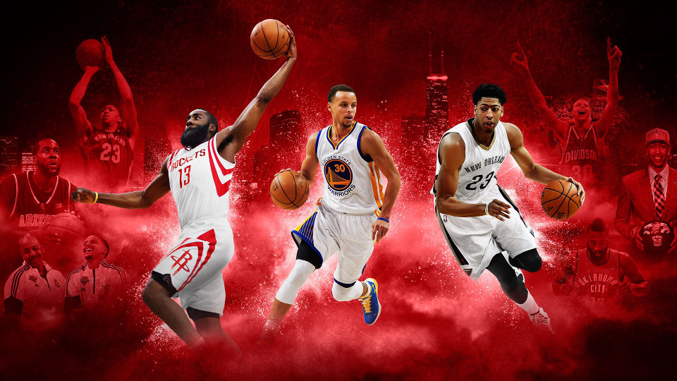 人気バスケシリーズ最新作、『NBA 2K16』がこれまでの記録を更新する初週400万本出荷を達成