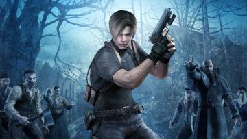 Resident Evil 4 (biohazard 4)