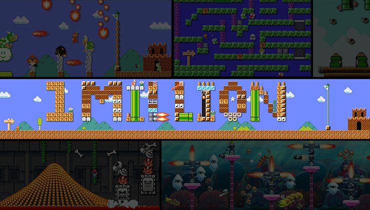 WiiU『スーパーマリオメーカー』、発売3週間で世界累計100万本突破。作成コースは220万以上