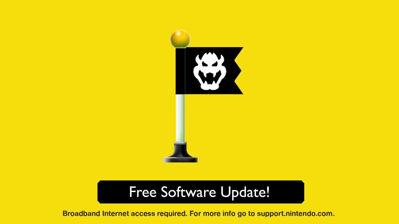 チェックポイント設置や公式コース配信など、WiiU『スーパーマリオメーカー』に5つの新要素を追加する無料アップデート