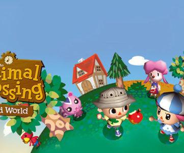 『ぶつ森』シリーズからNDS『おいでよ どうぶつの森』がVC化、欧州WiiU eShopで配信へ