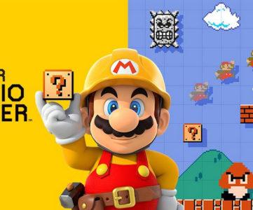 2015年GOTY:Nintendo Minute選出のWiiU/3DS年間ベストタイトルは『スーパーマリオメーカー』