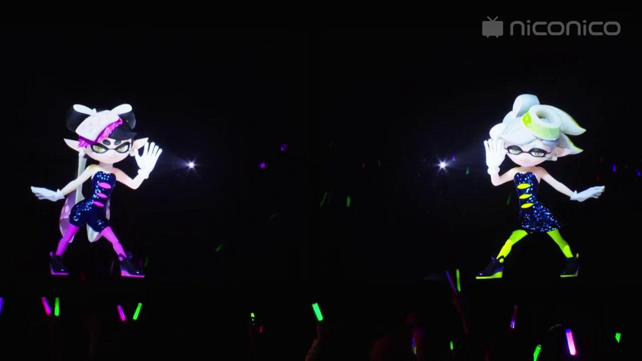 シオカラーズ:「Splatoon シオカライブ 2016」の熱狂を収録した公式映像