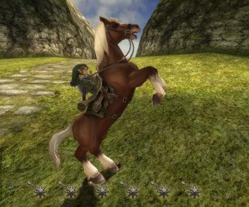 WiiU『ゼルダの伝説 トワイライトプリンセスHD』はエポナや水中移動の操作性が改善、宝箱は開いたまま残る