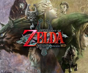 『ゼルダの伝説 トワイライトプリンセス HD オリジナルサウンドトラック』、CD3枚組で全108曲収録