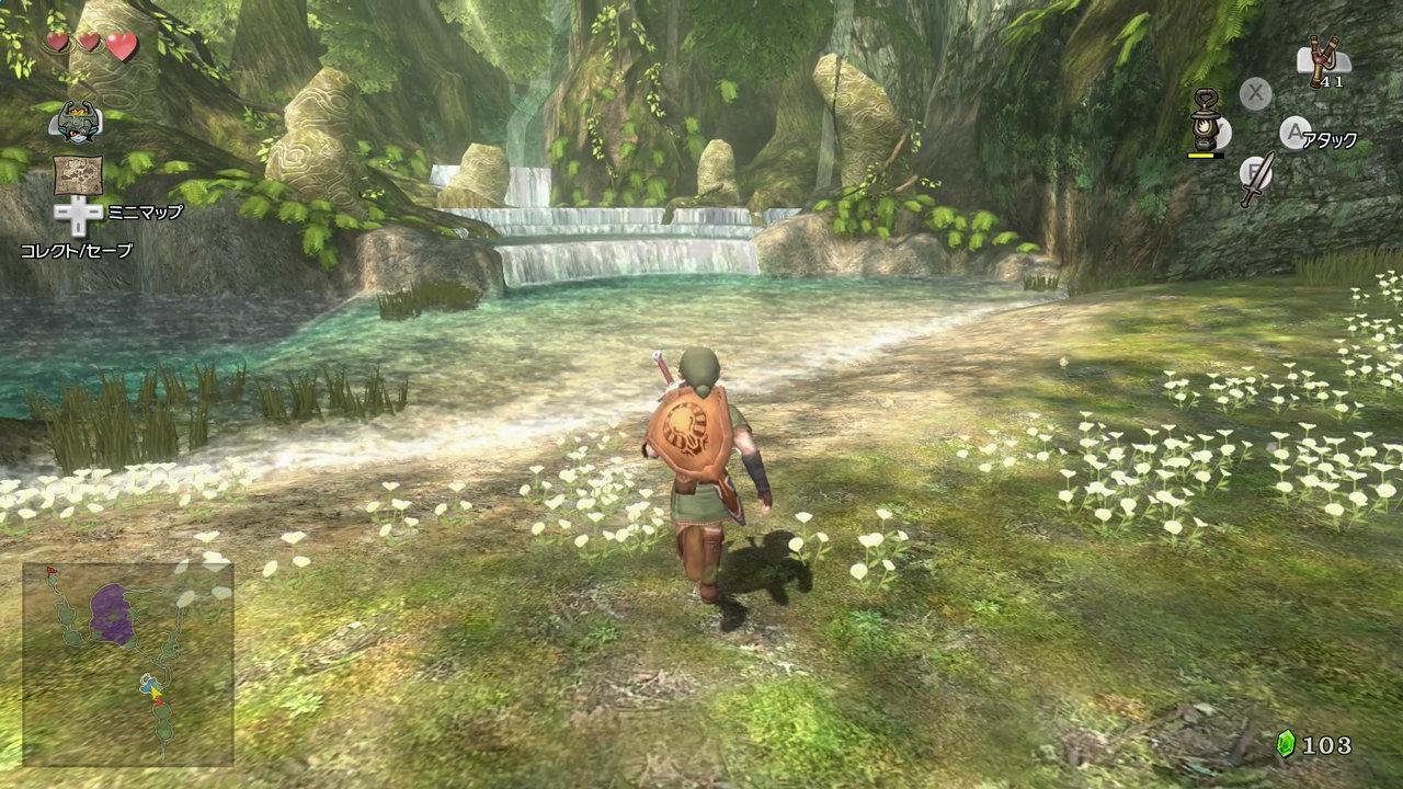 WiiU『ゼルダの伝説 トワイライトプリンセスHD』は1080p/30fgsで安定動作