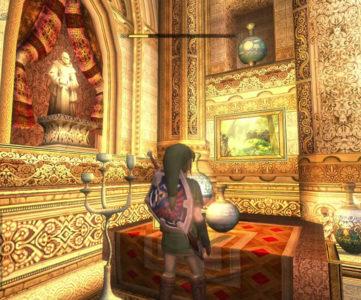 【小ネタ】『ゼルダの伝説 トワイライトプリンセスHD』のゲーム内に、シリーズ最新作からのイースターエッグ