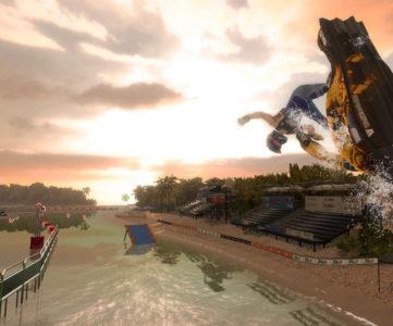 水上バイクレース、WiiU/PS4『Aqua Moto Racing Utopia』の一人称視点やビジュアル品質の向上を確認できるGDC 2016トレーラー
