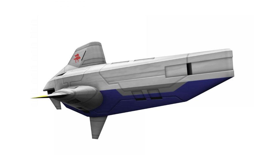 『スターフォックス ゼロ』、潜水艦「ブルーマリン」は今回も活躍機会無し
